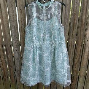 lace & mesh